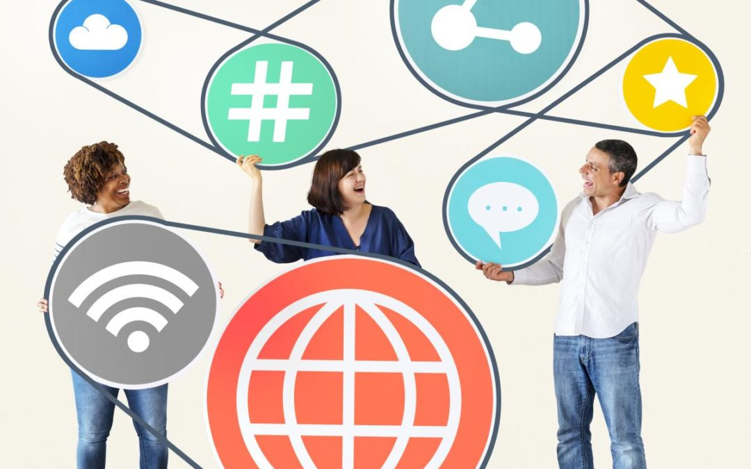 Social Media Use in the Industrial Sector